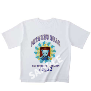 【W Memorial Special】Mitsuru Bear T Shirts