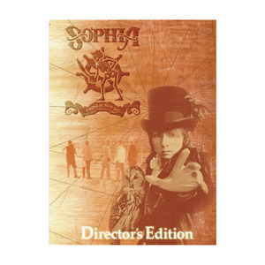 【LIVE DVD】SOPHIA 10th ANNIVERSARY LIVE 2005「a piece of blue sky-I ~遥かなる宝島〜 DIRECTOR'S EDITION」