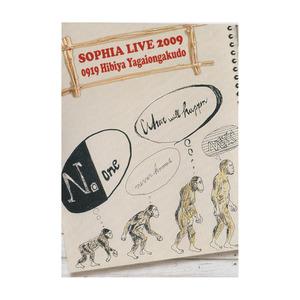 【LIVE DVD】SOPHIA LIVE 2009「0919 Hibiya 0926 Osaka yagaiongakudo」