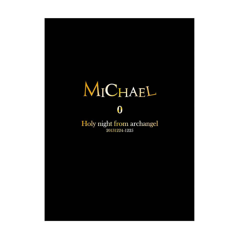 <Eternal会員限定>【MICHAEL LIVE 2013 Holy night from archangel 20131224-1225】LIVE DVD <FC限定>