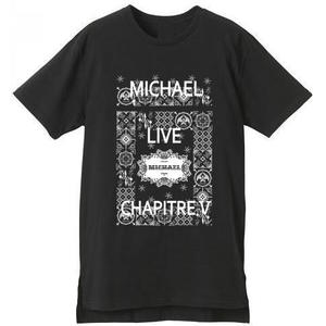 <MICHAEL LIVE 2018 第五章> Big Tシャツ(追加生産分)