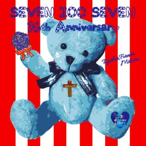 ★16th★ <7zoo7>16th Anniversary『ハンドタオル』4種