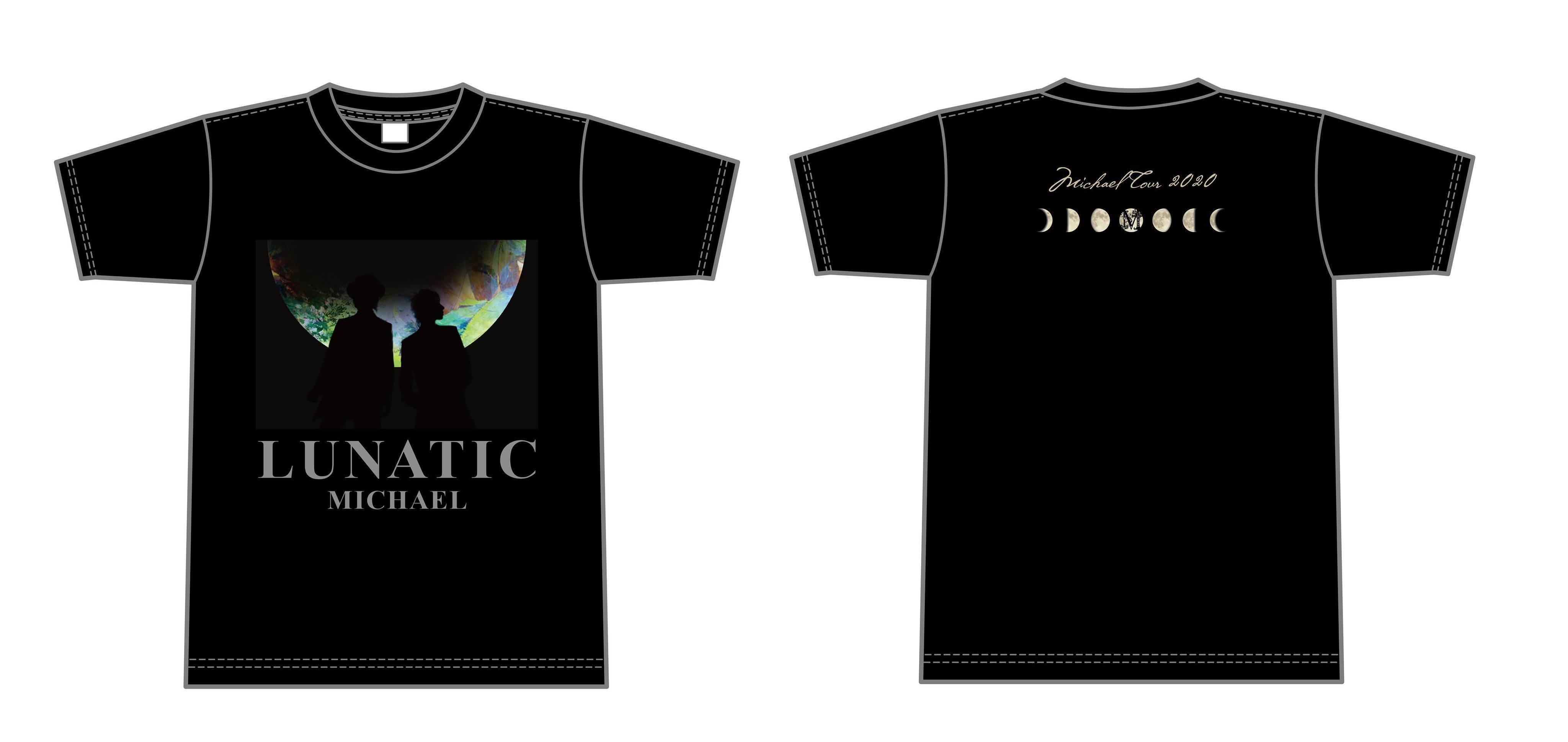【MICHAEL TOUR 2020 Lunatic】ツアー Tシャツ