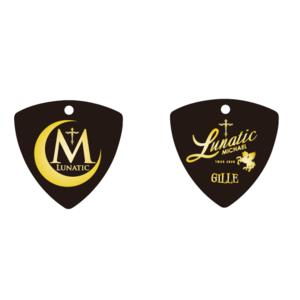 【MICHAEL TOUR 2020 Lunatic】Gille ピックストラップ付きトートバッグ