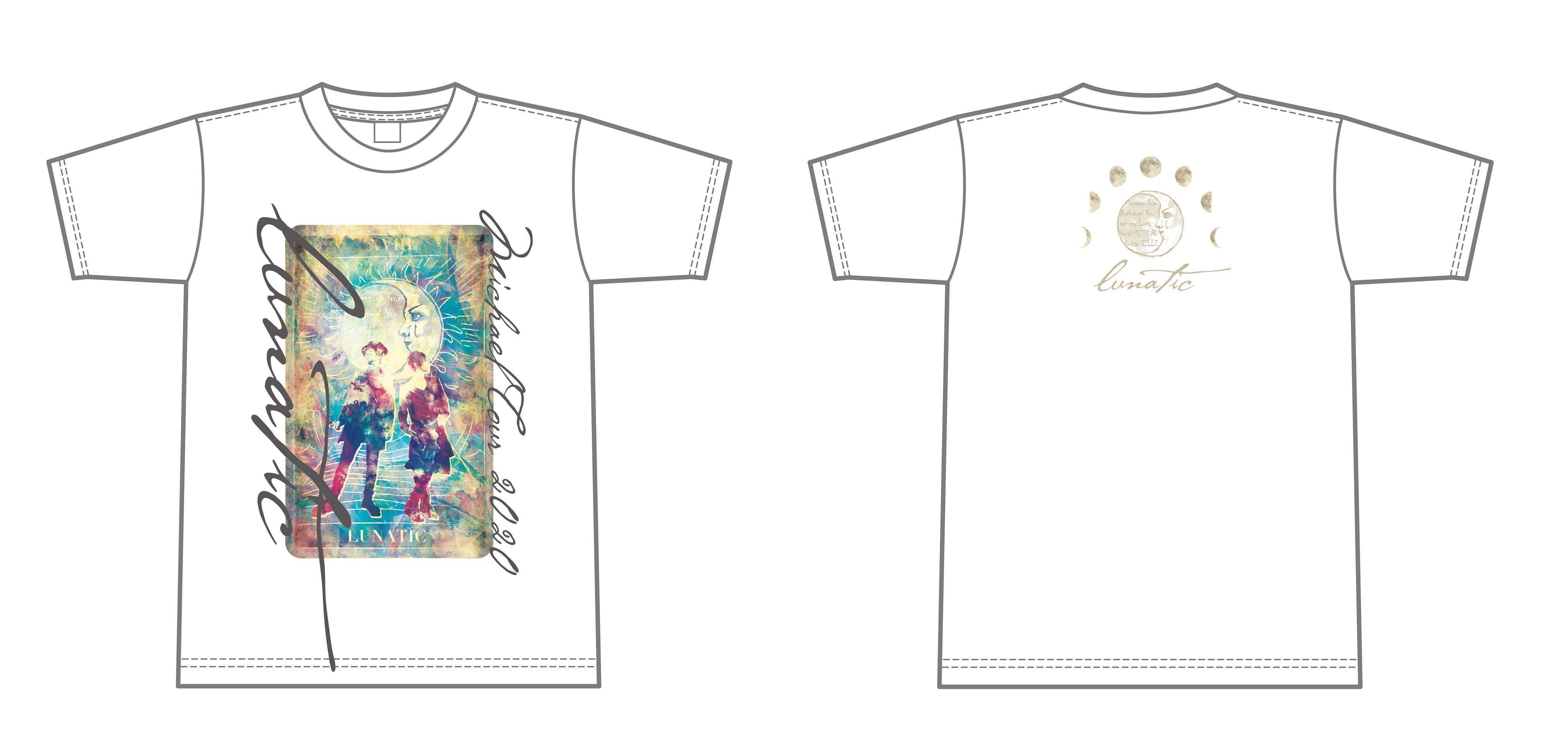 【MICHAEL TOUR 2020 Lunatic】松岡充プロデュース/コロナ対策セット/MICHAEL Blue ver.【二次発送】