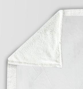★X'mazoo 2020★<特大もふもふEVERBLUE号ブランケット>&<ちょっとだけ小さい等身大ブルーサンタとEVERBLUE号エンブレムデザイン枕カバー>セット